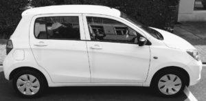 """Das """"Weltautokonzept"""" Suzuki Celerio ist in Europa eher unterschätzt und rar."""