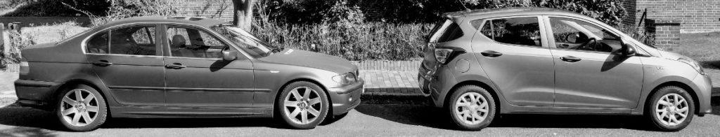 Der frühere BMW Designer Thomas Bürkle hat dem Hyundai i10 soviel BMW 3er Feeling wie möglich gegeben