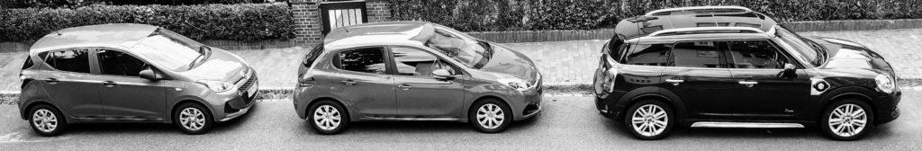 Kleinwagen im europäischen Stil ab 10000, 15000, 30000 € und mehr bis tief in den Luxus
