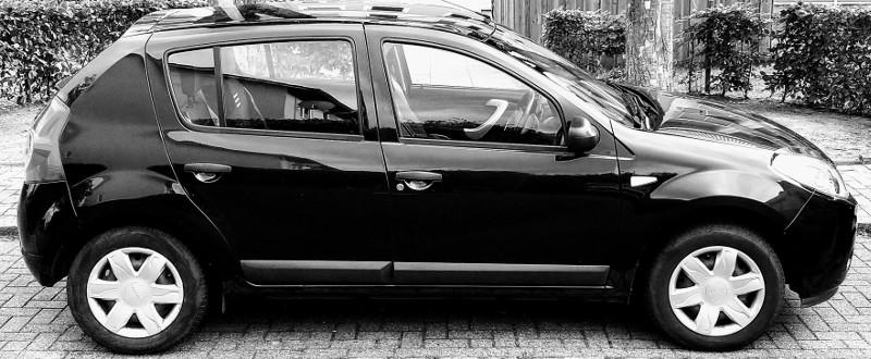 Dacia Sandero - viel Platz für wenig Geld