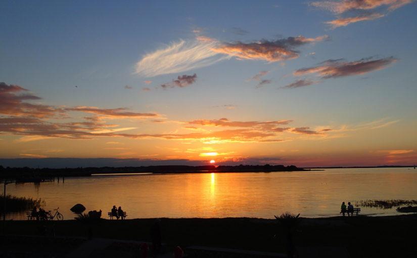«Nepperminer Fischpalast» offre un excellent poisson et des couchers de soleil impressionnants