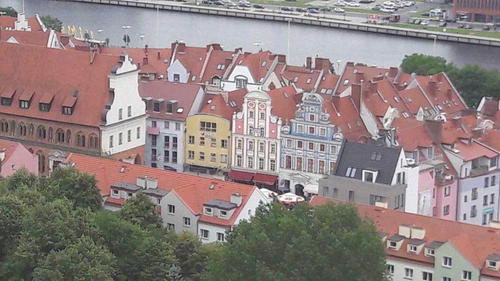 Szczecin gamla starns torg