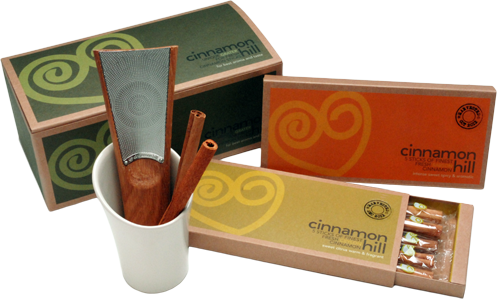 How spices appeal to our senses – my cinnamon-ritual